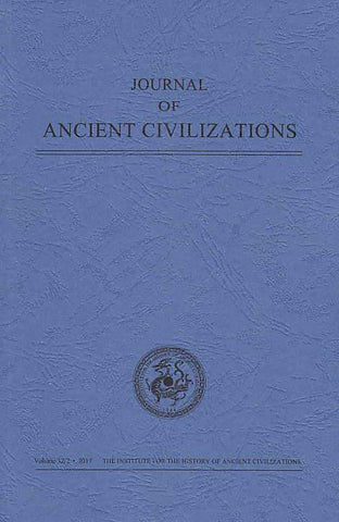 Journal of Ancient Civilizations, Volume 32/2, 2017, IHAC 2017