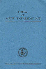 Journal of Ancient Civilizations, Volume 34/1, 2019, IHAC 2019