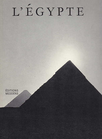 Hed Wimmer, L'Egypte, Editions Meddens 1963