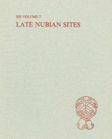 Torgny Save-Soderbergh (ed.), Late Nubian Sites, The Scandinavian Joint Expedition to Sudanese Nubia Publications, vol. 7. Scandinavian University Books 1970