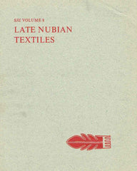 Ingrid Bergman (ed.), Late Nubian Textiles, The Scandinavian Joint Expedition to Sudanese Nubia Publications, vol. 8, Scandinavian University Books 1977