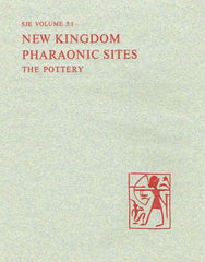 Torgny Save-Soderbergh (ed.), New Kingdom Pharaonic Sites, The Pottery, (vol. 5:1), The Scandinavian Joint Expedition to Sudanese Nubia Publications, Scandinavian University Books 1977