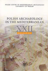 Polish Archaeology in the Mediterranean XXII, Research 2010