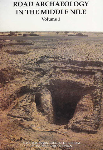 M.D.S. Mallinson, L.M.V. Smith, S. Ikram, C. Le Quesne, P. Sheehan,  Road Archaeology in the Middle Nile, Volume I, The SARS Survey from Bagrawiya-Meroe to Atbara 1993, Sudan Archaeological Research Society, London 1996