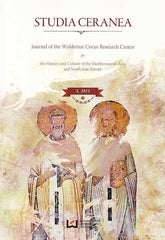 Studia Ceranea, Journal of the Waldemar Ceran Research Centre for the History and Culture of the Mediterranean Area and South-East Europe, Vol. 3/2013, Lodz 2013