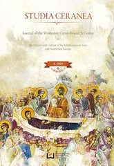Studia Ceranea, Journal of the Waldemar Ceran Research Centre for the History and Culture of the Mediterranean Area and South-East Europe, Vol. 4/2014, Lodz 2014