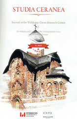 Studia Ceranea, Journal of the Waldemar Ceran Research Centre for the History and Culture of the Mediterranean Area and South-East Europe, Vol. 9/2019, Lodz 2019