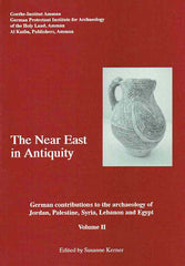 Susanne Kerner (ed.) The Near East in Antiquity, German contributions to the archaeology of Jordan, Palestine, Syria, Lebanon and Egypt, vol. II, Goethe-Institut Amman, German Protestant Institute for Archaeology of the Holy Land, Amman Al Kutba, Publishers, Amman 1991