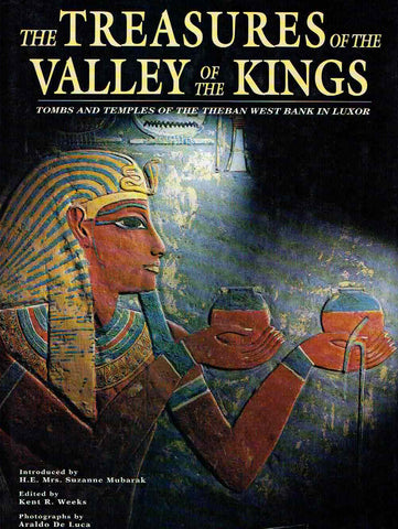 Kent R. Weeks (ed.), The Treasures of the Valley of the Kings, Tombs and Temples of the Theban West Bank in Luxor, The American University in Cairo Press, Cairo 2001