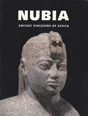 Joyce L. Haynes, Nubia Ancient Kingdoms of Africa, Museum of Fine Arts, Boston 1992
