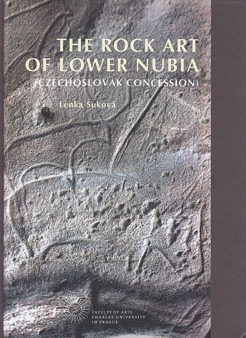 L. Sukova, The Rock Art of Lower Nubia (Czechoslovak Concession), Charles University in Prague, Faculty of Arts, Prague 2011