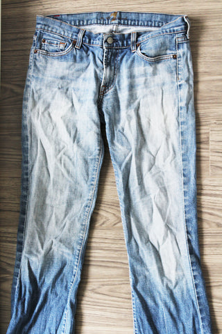 old jeans DIY repurpose your jeans