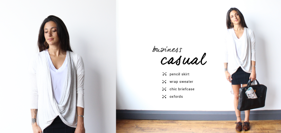 Minimalist V-Neck for the Everyday Traveler. Ethically made in canada with sustainable and eco friendly materials.