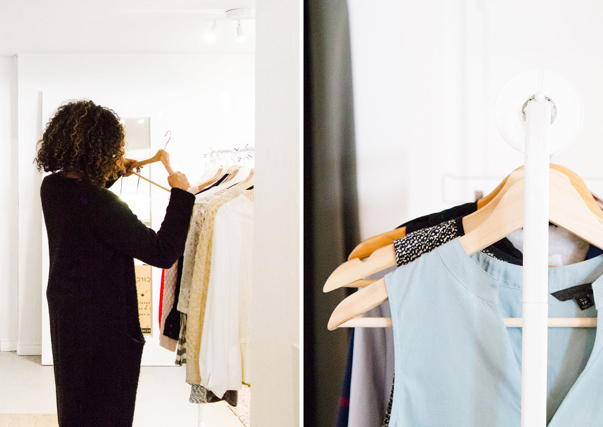 How to Host a Clothing Swap - Encircled co