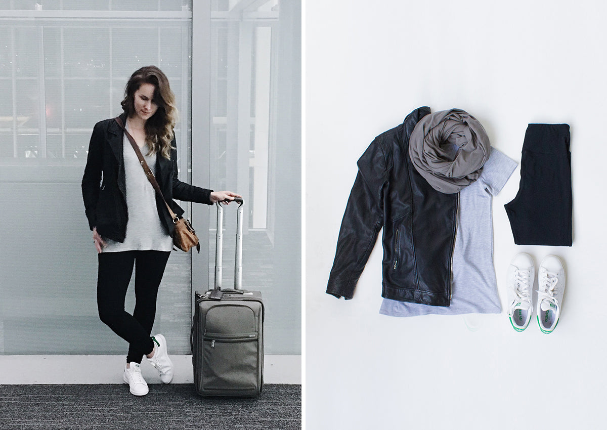 Portugal Travel Essentials. Encircled creates versatile minimalist clothes with the everyday traveler in mind. Each piece is Made in Canada, out of sustainable, and eco friendly materials.