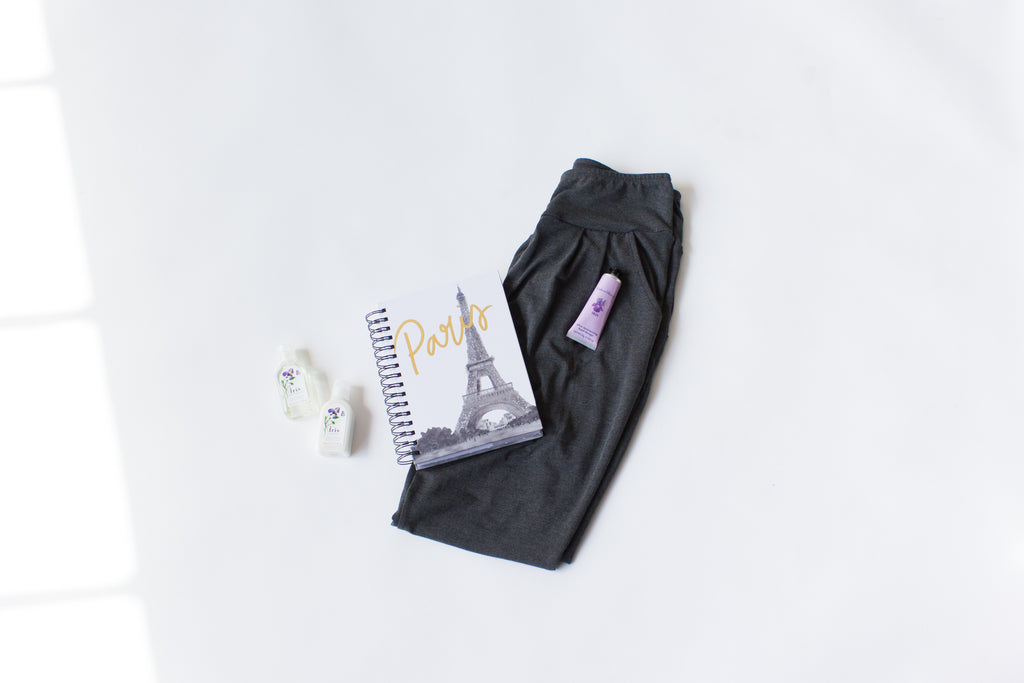 Travel Beauty Routine. Encircled creates versatile minimalist clothes with the everyday traveler in mind. Each piece is ethically made, out of sustainable and eco friendly materials.