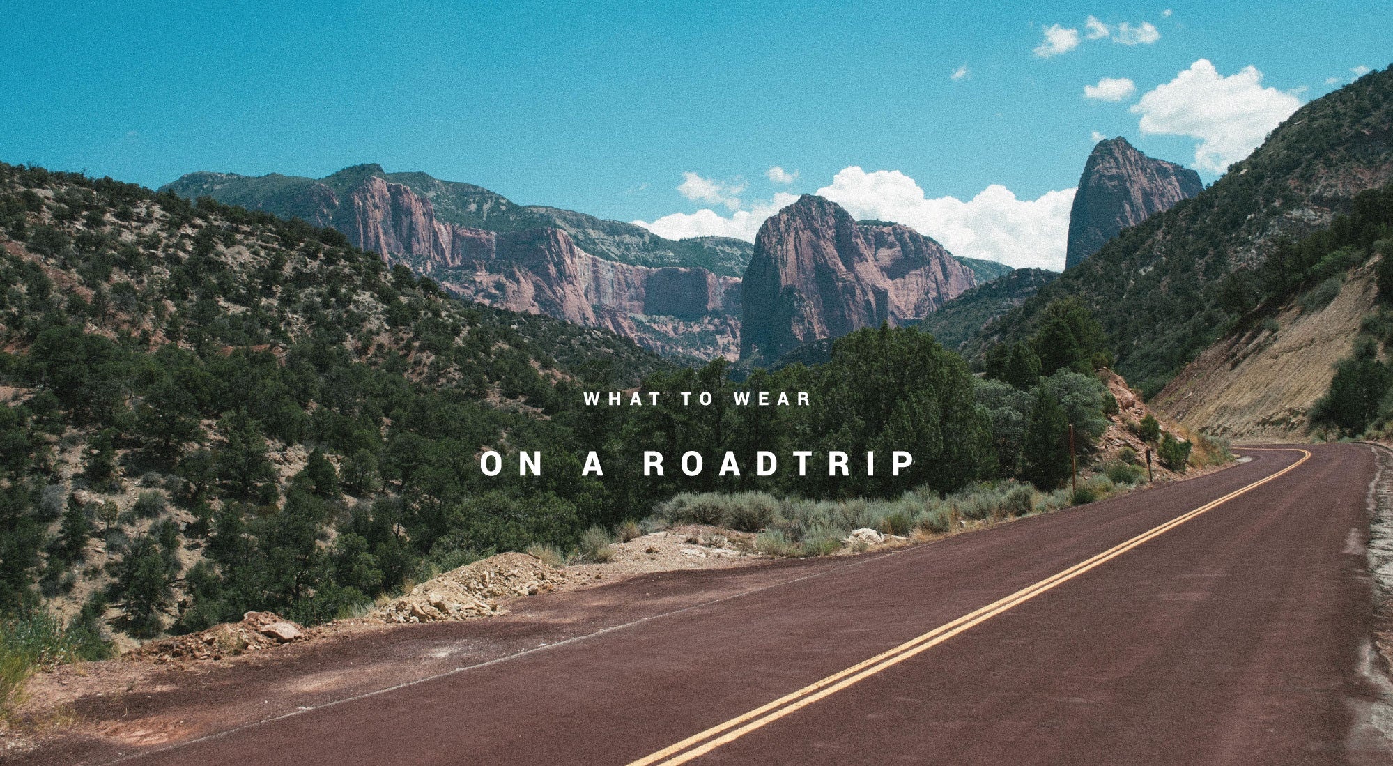 3 Summer Road Trip Outfit Ideas Encircled Co