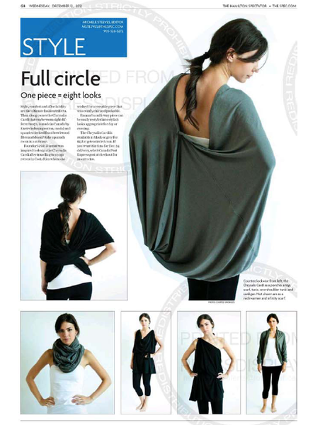 the chrysalis cardi encircled the hamilton spectator thespec.com