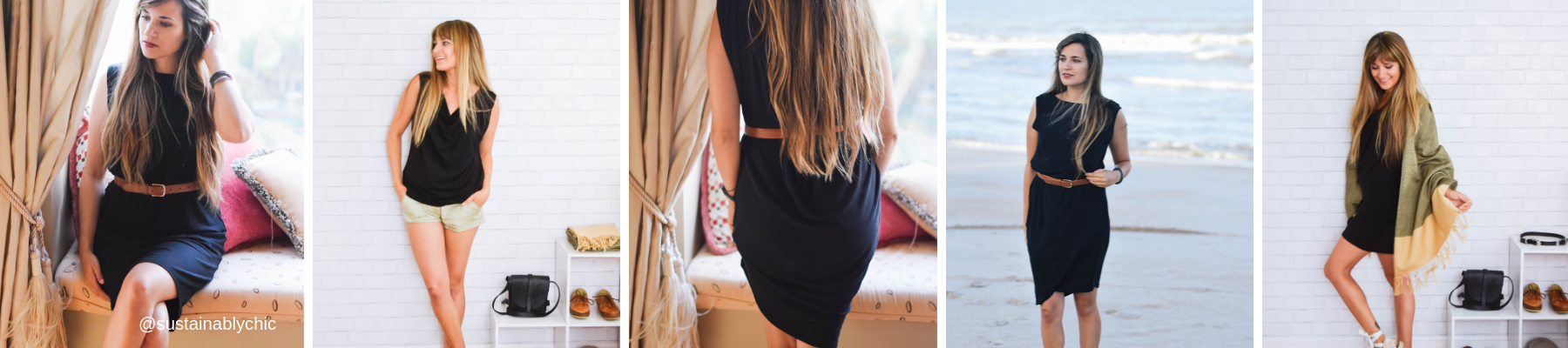 sleeveless revolve dress how to style