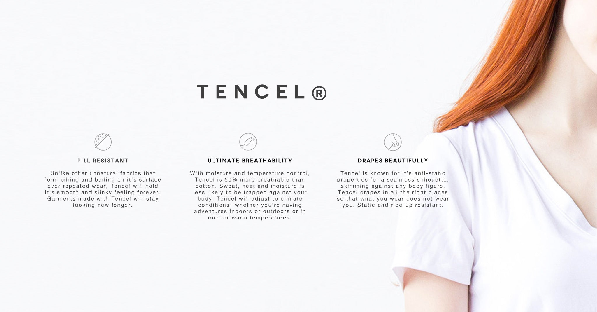 About Tencel Fabric – Encircled.ca