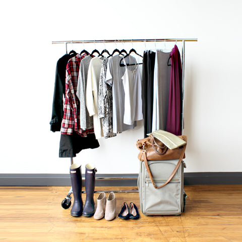 London Packing Tips for the Everyday Traveler. Ethically made in Canada with sustainable and eco friendly materials.