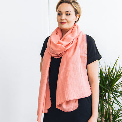 The Airy Wrap-Up Scarf