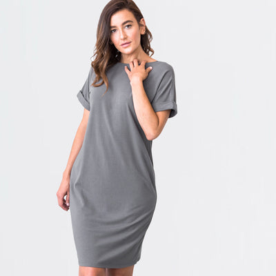 The All-Day T-shirt Dress