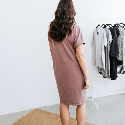 The Everyday T-Shirt Dress