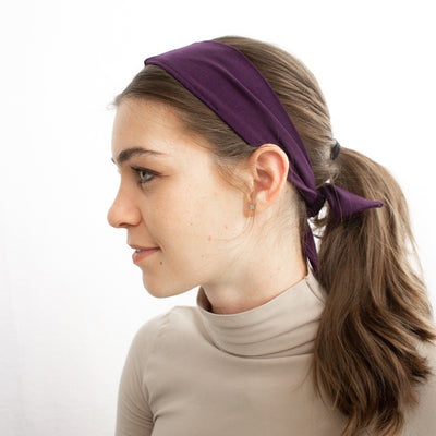 The Renew Tie-Up Headband