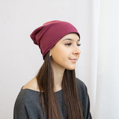 The Reversible Winter Hat