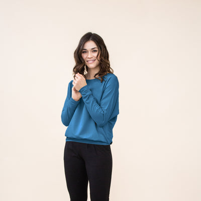 The Dressy Sweatshirt - French Terry