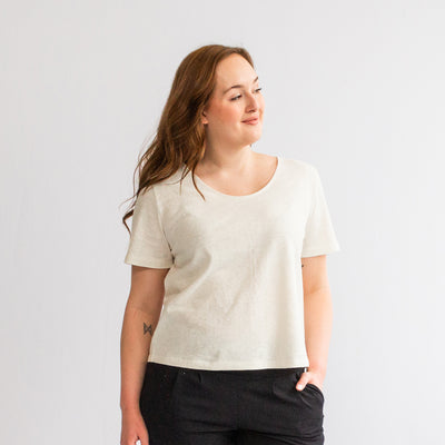 The Everyday Boxy Tee