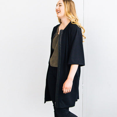 The Retrograde Jacket Dress