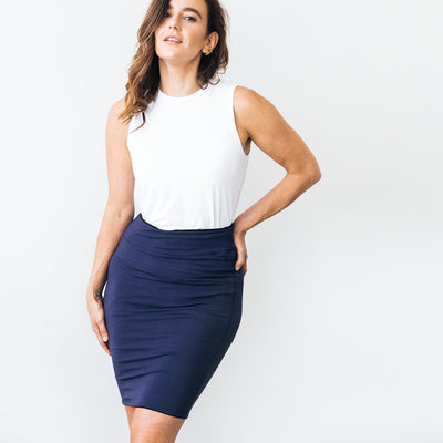 The Reversible Pencil Skirt