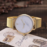2019 Mesh Band Marble Quartz Watch - Phantom Attraction
