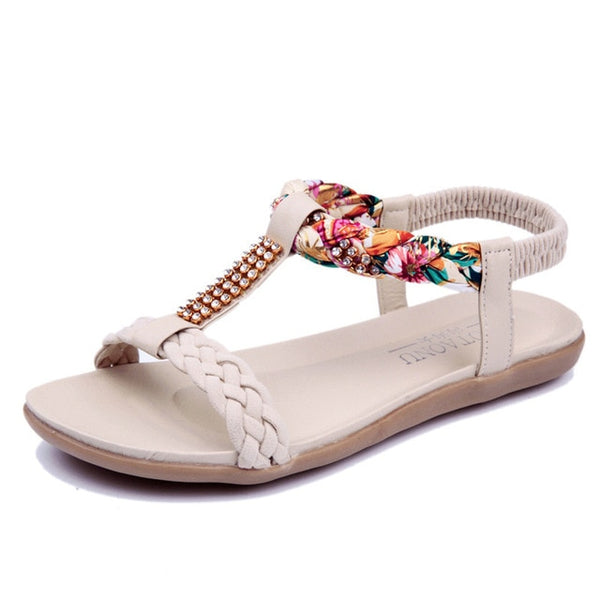 2019 Summer Fashion Beach Sandals - Phantom Attraction