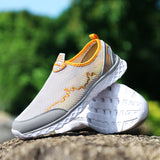 2019 Summer Outdoor Lightweight Breathable Mesh Creek Beach Shoes - Phantom Attraction