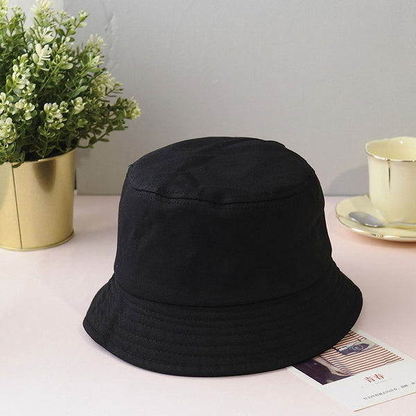 2019 Unisex Summer Foldable Bucket Hat - Phantom Attraction