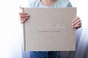 Large Matted Album