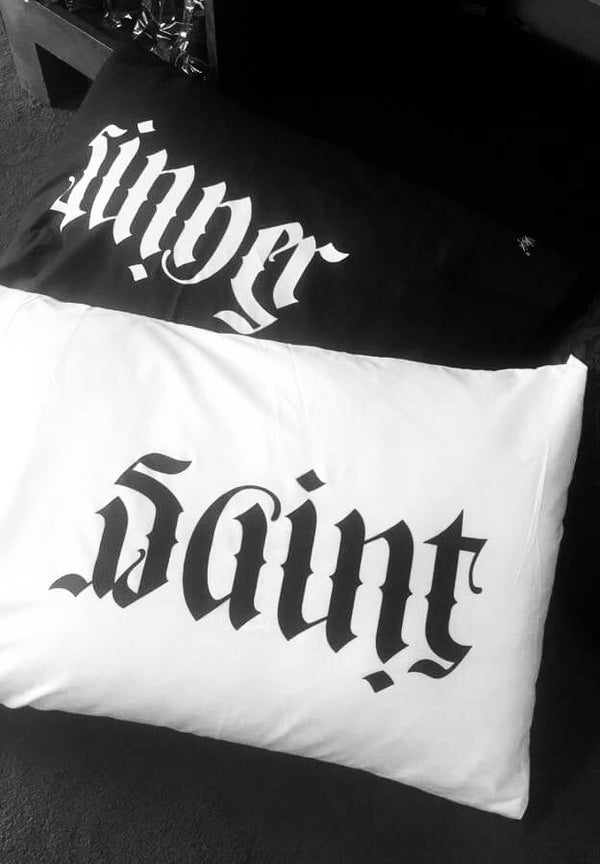 Sinner / Saint Pillowcase