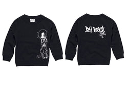 Child / Youth Sweatshirt - Boy Black