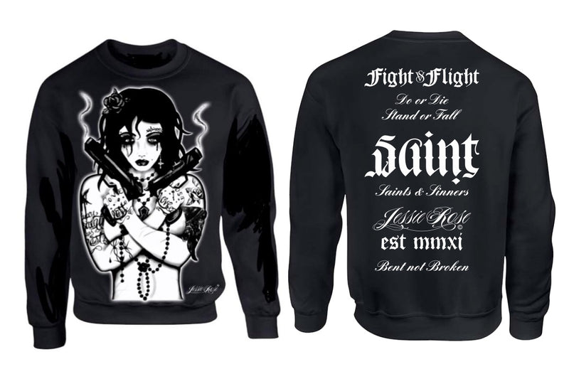 Saints & Sinners Sweatshirt - The Girl