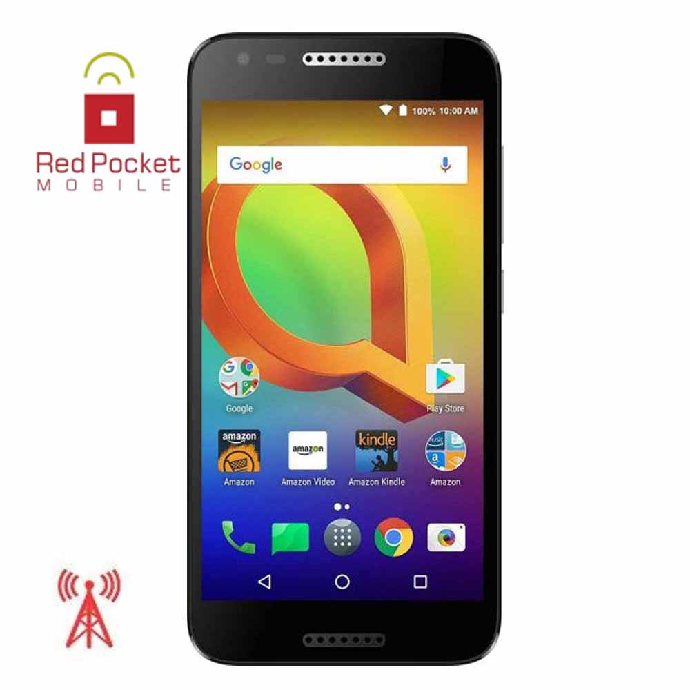 Red Pocket Mobile Alcatel A30 - Prepaid Masters