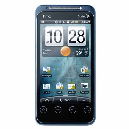 Liberty Mobile HTC EVO Shift (30 Day Pre-loaded) - Prepaid Masters