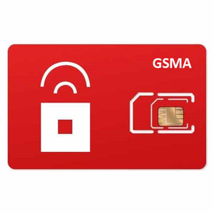 Red Pocket Mobile GSMA SIM Card 3 in 1 - Prepaid Masters