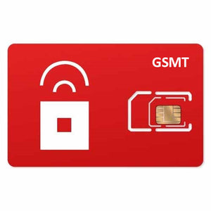Red Pocket Mobile GSMT SIM Card 3 in 1 - Prepaid Masters