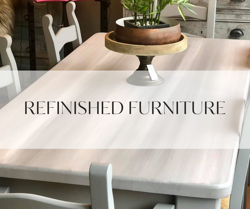 Refinished Furniture