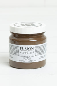 Fusion Antiquing Glaze - Home Revival - Fusion Mineral Paint UK