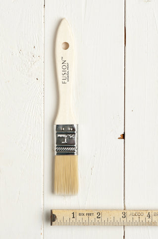"1"" Fusion flat brush - Home Revival - Fusion Mineral Paint UK"