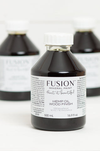 Fusion Hemp Oil Wood Finish
